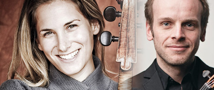 Gemma Rosefield (cello) & Benjamin Nabarro (violin) / Sunday 27 January 2013
