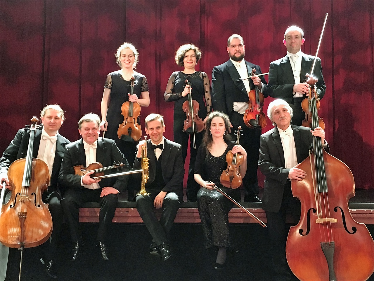 KAMMER PHILHARMONIE EUROPA (Sunday 22nd March, 3pm)